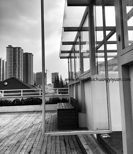 静安设计中心天台